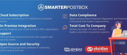 SmarterPostbox with Zimbra